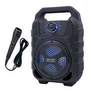 Loa karaoke xách tay di động bluetooth HY 07 - Tặng kèm Micro