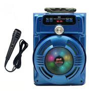 Loa xách tay di động kèm mic JHW 802 Model 2018 - Hay hơn P88 và P89