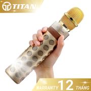 Micro bluetooth Titan M2 Original - Tách lời ca sỹ - Song ca 2 thiết bị - Bảo hành 12 Tháng
