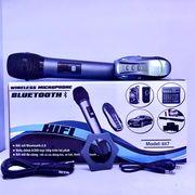 Micro Karaoke Đa Năng BX7 cho xe hơi và các loại loa