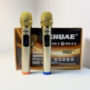 Mic Hát Karaoke không dây SM 6.6