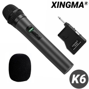Micro không dây karaoke Xingma PC K6 chính hãng - Black edition