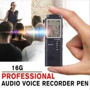 Máy ghi âm chuyên nghiệp T600 hỗ trợ nghe nhạc MP3 - Bộ nhớ trong 16GB