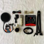 Combo thu âm chuyên nghiệp AQT AQ-100 kết hợp Icon pro