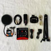 Combo thu âm chuyên nghiệp AQT ALC-280  Icon pro