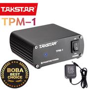 Nguồn micro thu âm 48V Tasktar TPM - 1 chính hãng bảo hành 12 tháng