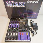 MIXER YAMAHA M4 USB ÂM 99 HIỆU ỨNG TÍCH HỢP SẴN