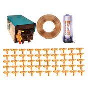 Combo hệ thống phun sương cao áp ống đồng 50 béc