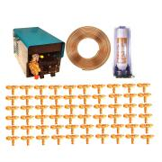 Combo máy cao áp ống đồng 60 béc