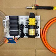Bộ máy bơm rửa xe rửa máy lạnh 60w Sinleader của Nhật Bản