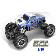 Xe địa hình điều khiển monter 1-20 rock crawler 2wd 1020