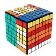 Trò chơi xoay Rubik 7x7 nhựa ABS cao cấp - Xoay cực êm