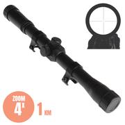Ống Nhòm gắn súng săn Bushnell 4x20C Cao Cấp