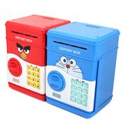 Két sắt mini hộp đựng tiền đồ chơi cho bé