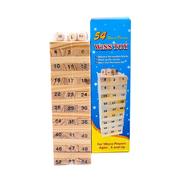 Bộ đồ chơi rút gỗ mini N6 cho bé