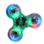 Con quay spinner led trong suốt