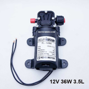 Máy bơm nước áp lực 12V FL5206 - Công suất 36W / 3.5lit