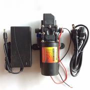 Bộ rửa xe máy bơm tăng áp 12V DUXIU DX2206 - Công suất 30W tự động ngắt