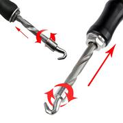 Móc buộc dây thép - xoay thép cực nhanh trong xây dựng K5