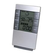 Đồng hồ để bàn 3210 đo nhiệt độ 2 IN 1
