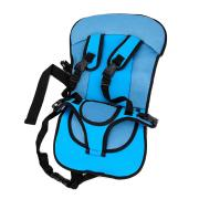 Địu cho bé ngồi an toàn trên ghế ô tô Nautilus N5