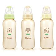 Bình sữa hồ lô nhựa PPSU Simba 150ml