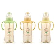 Bình sữa hồ lô tay cầm hút tự động nhựa PPSU simba 150ml