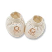 Bao chân sơ sinh vải bông hữu cơ (Organic)