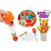 Khuôn cắt trái cây siêu nhanh Pop Chef