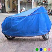 Áo trùm xe chống năng mưa