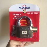 Ổ Khóa Báo Động Alex 8325