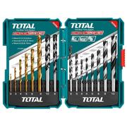 Bộ mũi khoan đa năng 16 chi tiết Total TACSD6165