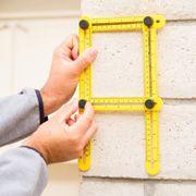Thước đo đa góc đo đa năng cho gạch và sàn nhà B125