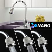 Đầu vòi sen rửa bát tăng áp JIKAS 9006 cực mạnh - 3 Chế độ phun tiết kiệm nước