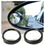 Gương cầu lồi quan sát gắn kính T6 - Bộ 2 gương