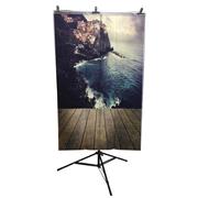 Giá treo phông nền chụp ảnh sản phẩm KT 80 x 200cm