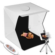 Hộp chụp hình sản phẩm có đèn Led TX115( 30x30x30)