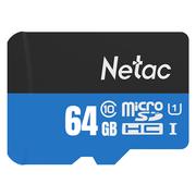 Thẻ nhớ điện thoại SDHC Netac 64GB chính hãng Class 10