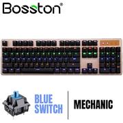 Bàn phím cơ giá rẻ Bosston mk 916