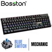Bàn phím cơ Bosston 917 - Blue Switch