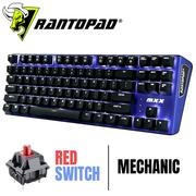 Bàn phím cơ Rantopad Radium MXX game gaming