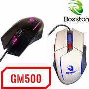 Chuột game có dây Bosston GM500