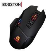 Chuột Game Cao Cấp Bosston GM800 - DPI 4000 Hàng chính hãng