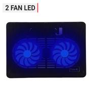 Đế tản nhiệt laptop M2 - 2 quạt lớn chất lượng cực mát LM