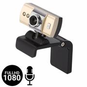 Webcam cho máy tính Laptop Android TV Box - M800 Full HD có micro thoại