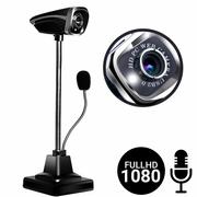 Webcam M800 phong cách Retro FullHD có micro - Phù hợp Livestream