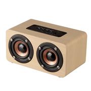 Loa Bluetooth 10W gỗ V5 công nghệ Hifi