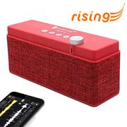 Loa bluetooth giá rẻ Rixing  RS2015 chất âm đỉnh - Núm vặn volume