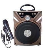 Loa bluetooth hát karaoke P88 - P89 tặng kèm micro dây