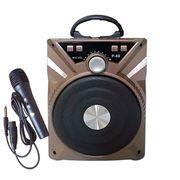 Loa bluetooth hát karaoke P89 tặng kèm micro